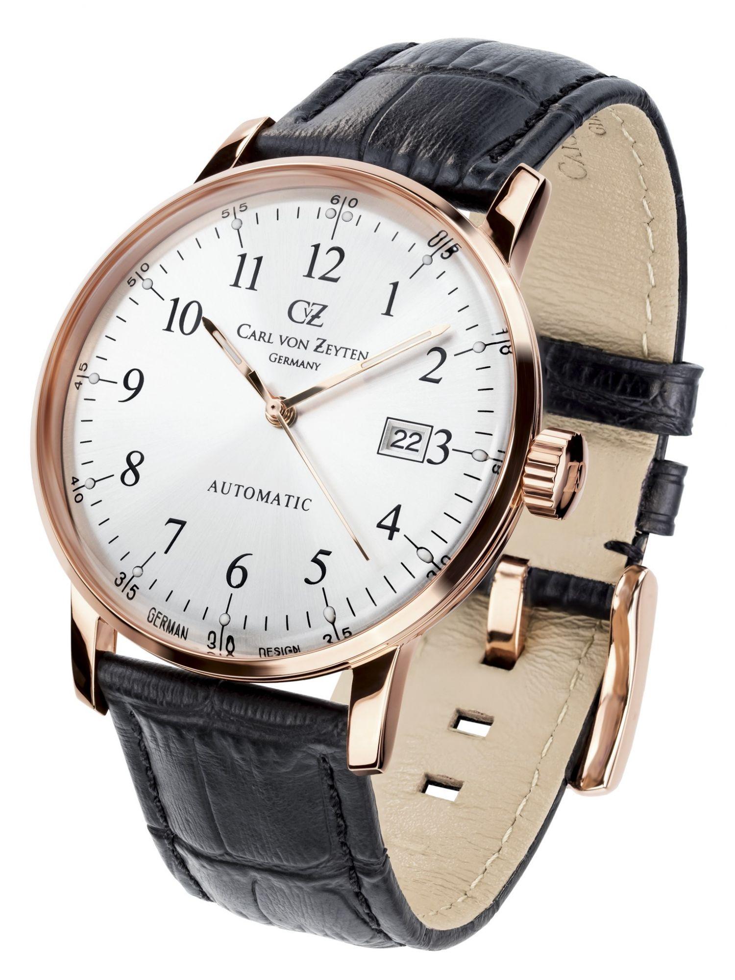 Carl von Zeyten GUTACH 0009RWH zegarek do garnituru